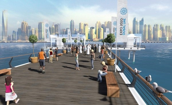Palm-Jumeirah-Boardwalk-and-Piers
