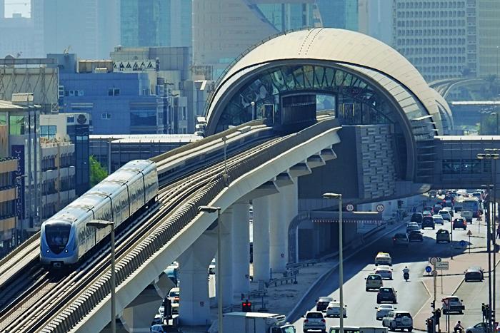 dubai metro extension