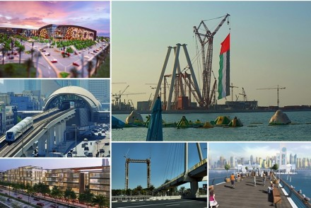 dubai projects 2016