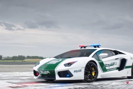 dubai super police cars
