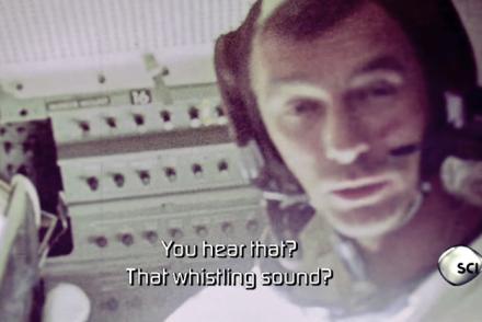 NASA creepy sound