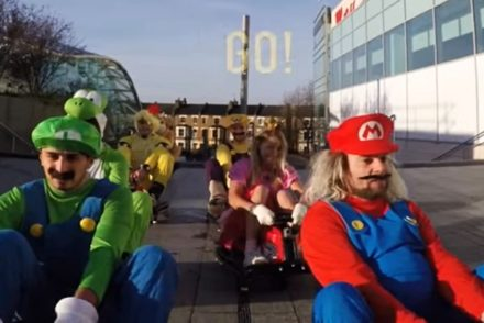 mario-kart-flash-mob-inside-a-mall-with-people