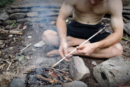 making-bow-and-arrow-from-scratch