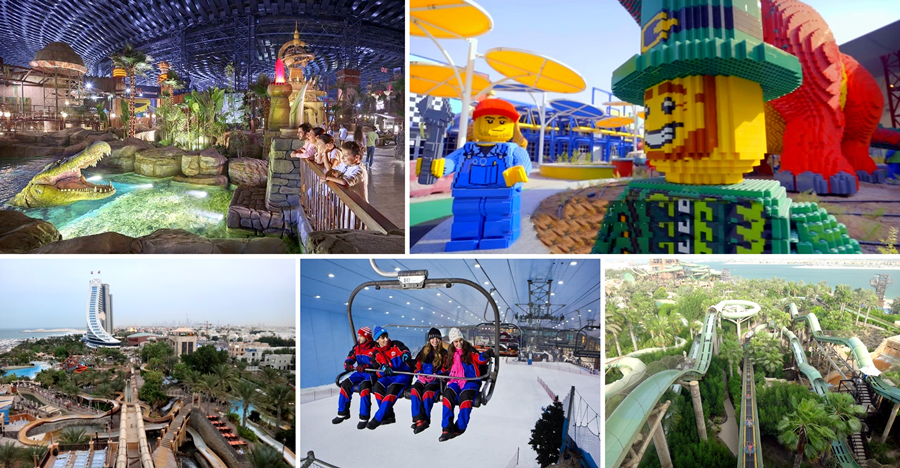 theme parks in dubai