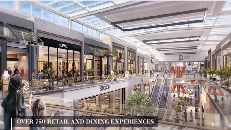 hills mall dubai