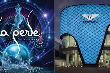la perle and bentley partnership dubai