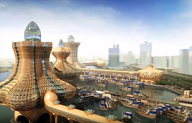 aladdin city dubai