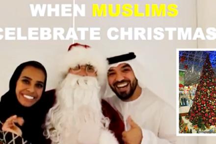 muslims celebrate christmas