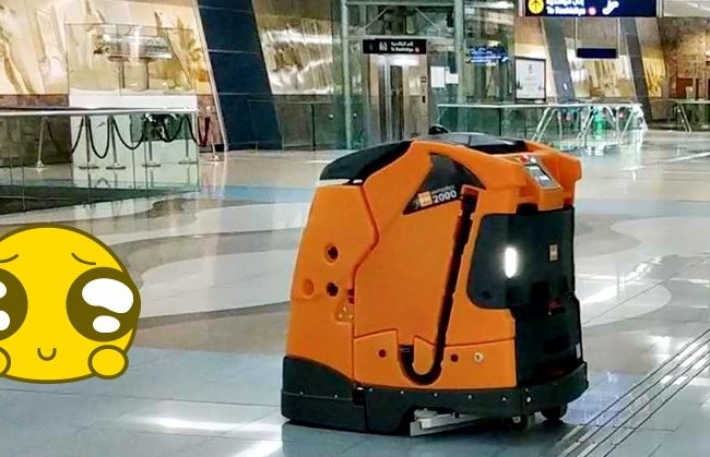 rta metro robot cleaners